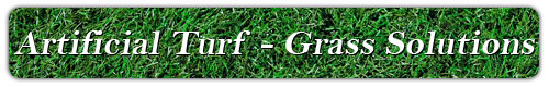 Artificial Grass - Artificial Turf Solutions - click here to learn more